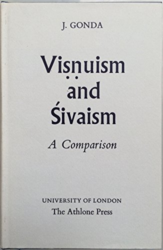 9780485174090: Visnuism and Sivaism (Jordan Lecture)