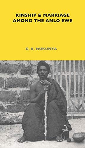 9780485195378: Kinship and Marriage Among the Anlo Ewe (London School of Economics Monographs on Social Anthropology)