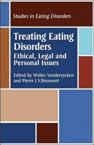9780485240139: Treating Eating Disorders: Ethical, Legal and Personal Issues