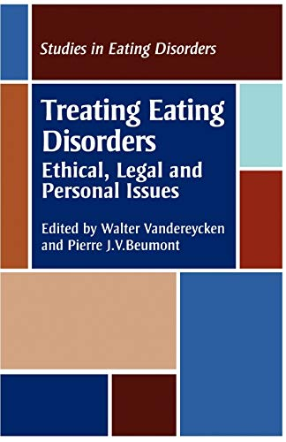 9780485241013: Treating Eating Disorders: Ethical, Legal and Personal issues