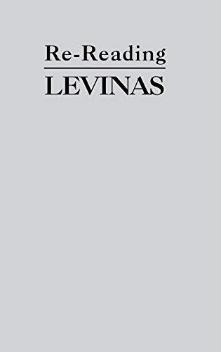 9780485300666: Re-Reading Levinas