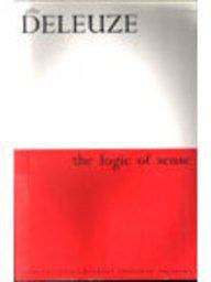 9780485300987: The Logic of Sense