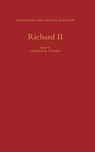 9780485810028: Richard II