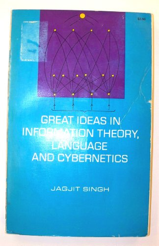 9780486016948: Great Ideas In Information Theory, Language and Cybernetics