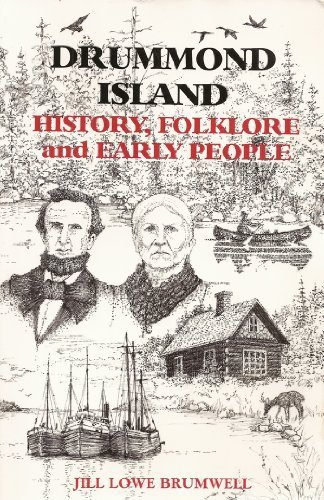 9780486039992: Drummond Island: History, Folklore and Early People
