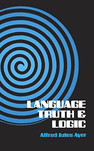 9780486200101: Language, Truth and Logic