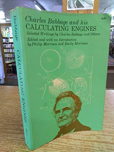 9780486200125: Charles Babbage and His Calculating Engines