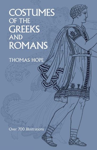9780486200217: Costumes of the Greeks and Romans (Dover Fashion and Costumes)