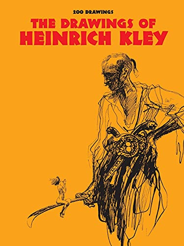9780486200248: The Drawings of Heinrich Kley (Dover Fine Art, History of Art)