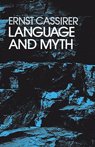 Language and Myth: Ernst Cassirer