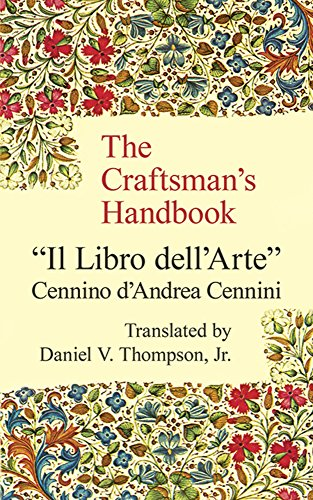 9780486200545: Craftsman's Handbook (Dover Art Instruction)