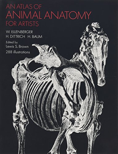 9780486200828: An Atlas of Animal Anatomy for Artists (Dover Anatomy for Artists)