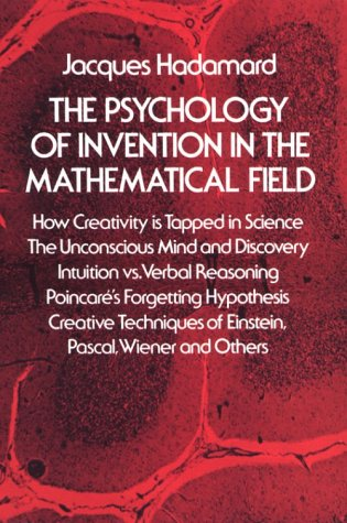 9780486201078: The Psychology of Invention in the Mathematical Field