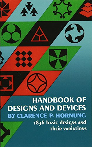 Hornung's Handbook of Designs and Devices: 1836: Hornung, Clarence P.