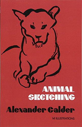 Animal Sketching (Dover Art Instruction): Alexander Calder, Art