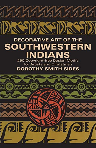 9780486201399: Decorative Art of the Southwestern Indians (Dover Pictorial Archive)