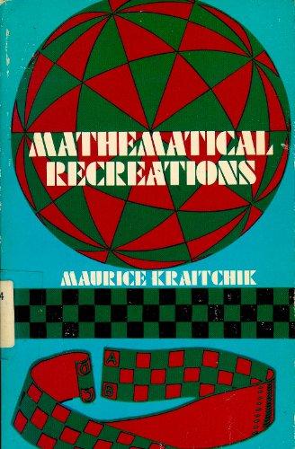 9780486201634: Mathematical Recreations