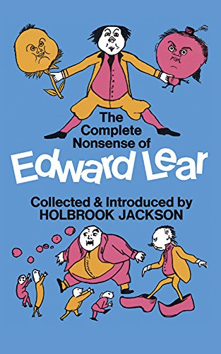 9780486201672: The Complete Nonsense of Edward Lear