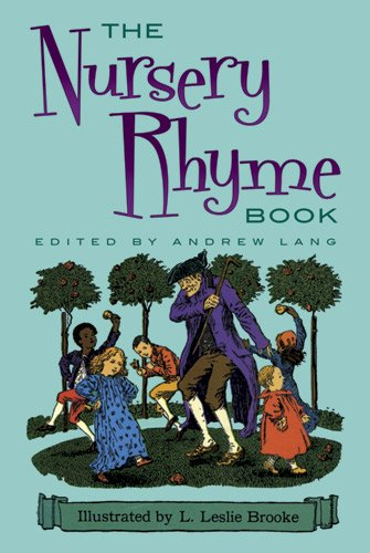 9780486202013: The Nursery Rhyme Book (Dover Children's Classics)