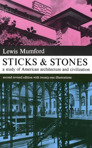 9780486202020: Sticks and Stones (Dover Books on Architecture)