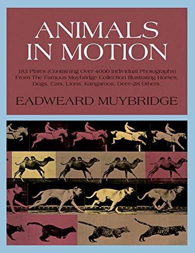 9780486202037: Animals in Motion (Dover Anatomy for Artists)