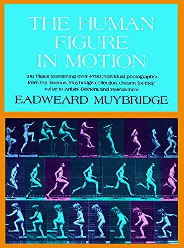9780486202044: The Human Figure in Motion (Dover Anatomy for Artists)