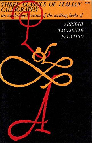 9780486202129: Three Classics of Italian Calligraphy