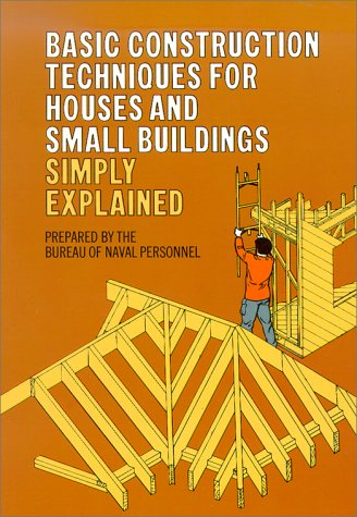 Basic Construction Techniques for Houses and Small: Personnel, United States