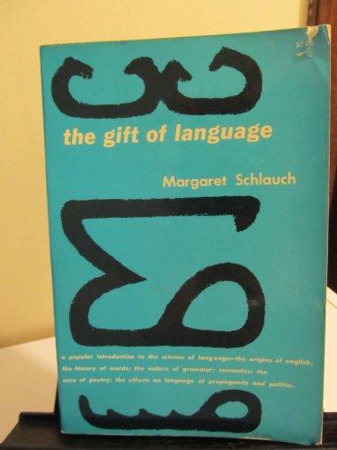 9780486202433: Gift of Language