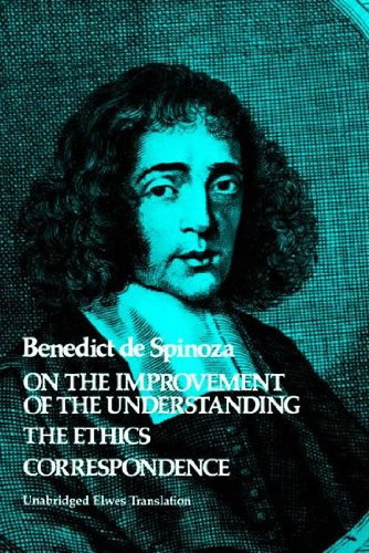 9780486202501: On the Improvement of the Understanding / The Ethics / Correspondence