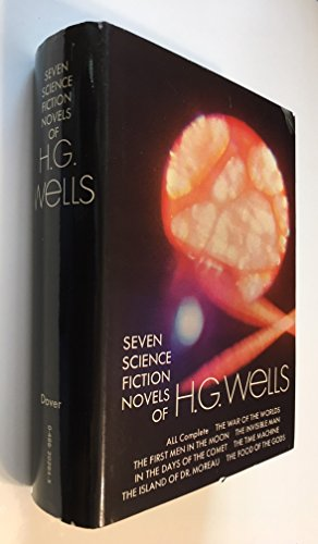 9780486202648: Seven Science Fiction Novels of H.G. Wells
