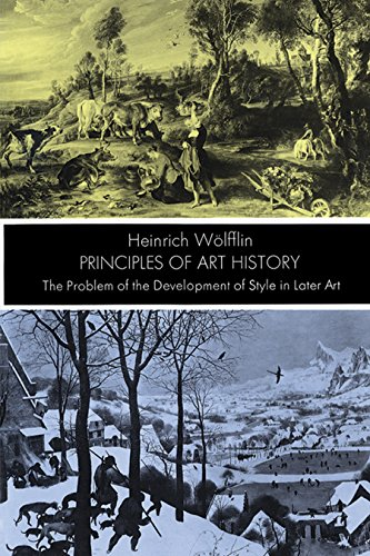 9780486202761: Principles of Art History: The Problem of the Development of Style in Later Art
