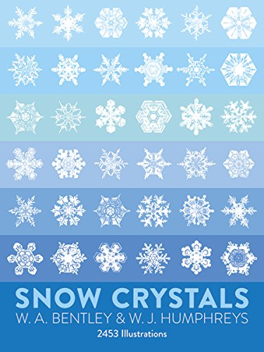 9780486202877: Snow Crystals (Dover Pictorial Archive)