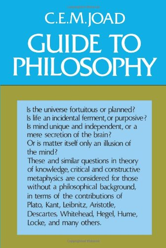 Guide to Philosophy: C. E. M.