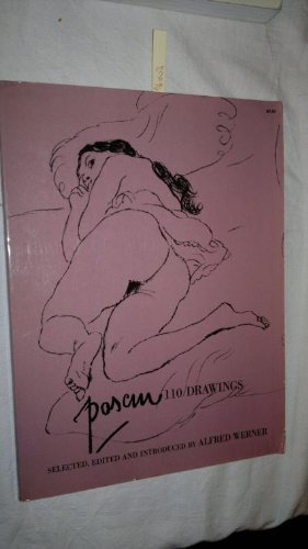 Pascin: 110 Drawings; Selected, Edited and Introduced by Alfred Werner: Jules Pascin