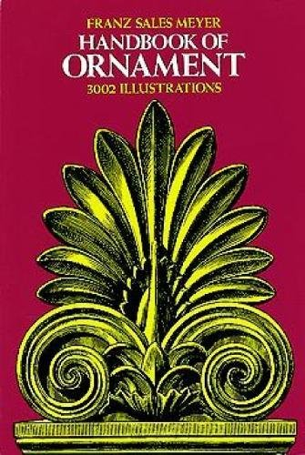 9780486203027: Handbook of ornament (Dover Pictorial Archive)