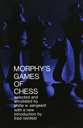 9780486203867: Morphy's Games of Chess