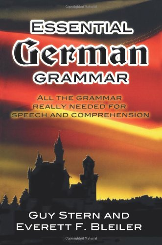 9780486204222: Essential German Grammar