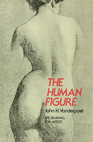 9780486204321: The Human Figure (Dover Anatomy for Artists)