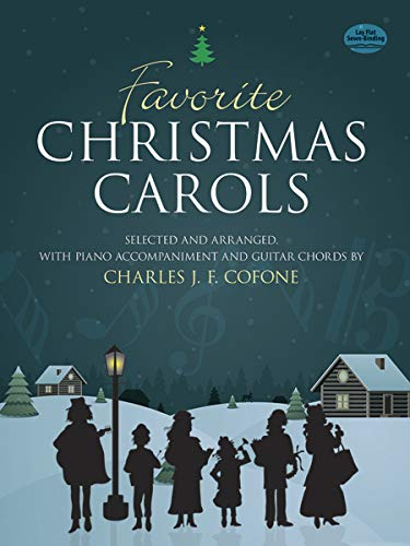 9780486204451: Favorite Christmas Carols (Dover Song Collections)