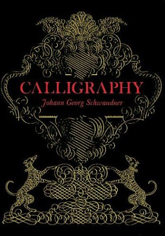 9780486204758: Calligraphy (Calligraphia Latina) (Dover Pictorial Archives)