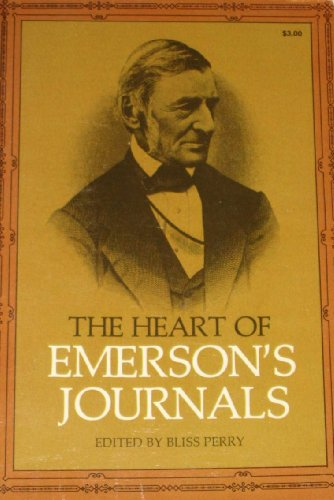 Heart of Emerson's Journals (Dover books): Ralph Waldo Emerson