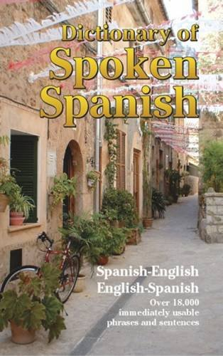 Dictionary of Spoken Spanish (Dover Language Guides: U. S. War