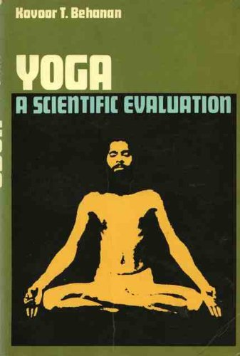 9780486205052: Yoga a Scientific Evaluation