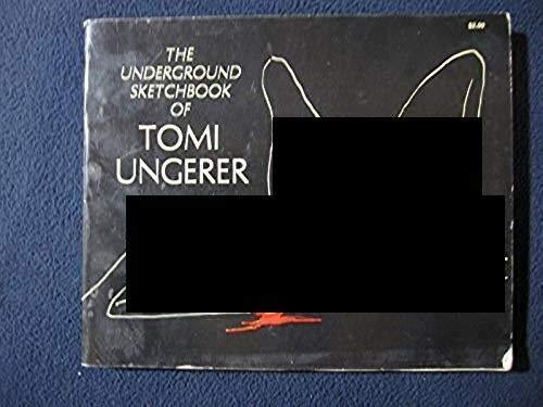 9780486205366: Underground Sketchbook
