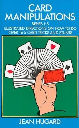 9780486205397: Card Manipulations (Dover Magic Books)