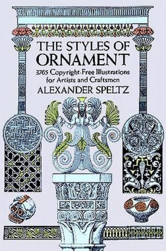 9780486205571: The Styles of Ornament (Dover Pictorial Archive)