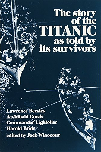 9780486206103: The Story of the Titanic As Told by Its Survivors (Dover Maritime)