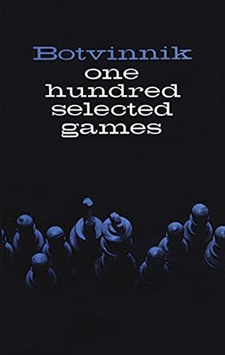 9780486206202: Botvinnik: One Hundred Selected Games