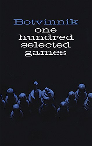 9780486206202: One Hundred Selected Games (Dover Chess)